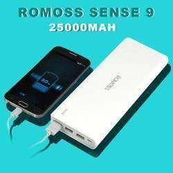 Повербанк ROMOSS Sense 9 PHA0 аж на 25000mAh