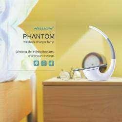 Nillkin Phantom - настольная лампа с модулем беспроводной зарядки