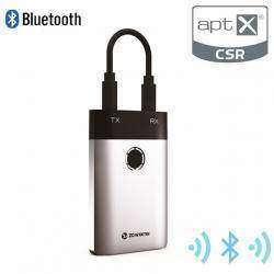 Обзор Bluetooth приемника/передатчика Zoweetek ZW-418 (NFC/Apt-X)