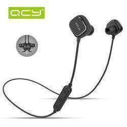 Беспроводная Bluetooth гарнитура QCY QY12 (+видео)