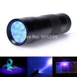 Ультрафиолетовый фонарик (проверка купюр/биологических следов)