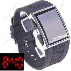 Мужские LED часы