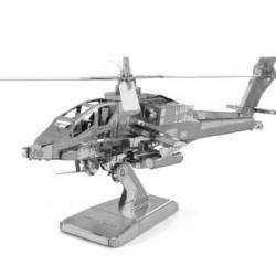 Сборка и обзор конструктора Apache AH-64A из нержавеющей стали
