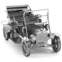 Металлический 3D пазл Ford Tin Lizzy, созданный самим Дьяволом