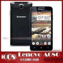 Обзор бюджетного смартфона Lenovo A680