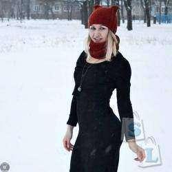 Женское длинное платье, для повседневного ношения