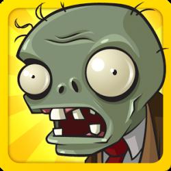 Фигурки из популярной игры - plants vs zombie (растения против зомби).