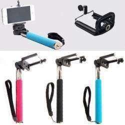 Фото-помощники: селфи стик и крепления для смартфона