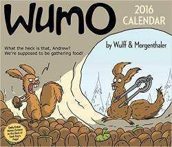 Ежедневный календарь с комиксами WuMo