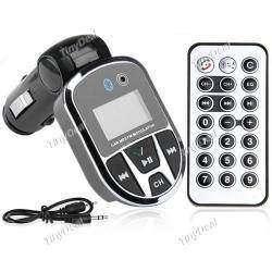 MP3 модулятор FM с Bluetooth