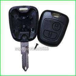 Обзор ключа для автомобиля Peugeot