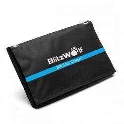 Обзор солнечной зарядки BlitzWolf® - конец света отменяется!