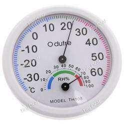 2в1 термо-гигрометр