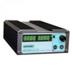 Регулируемый импульсный источник питания Gophert CPS-3205C с активным PFC