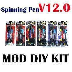 ZHIGAO V12.0 Spinning Pen MOD DIY Kit (with 2 Pens)