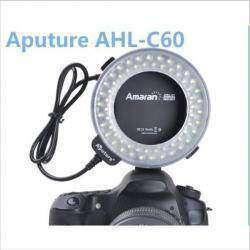 Кольцевая вспышка для макросъемки Aputure Amaran Halo LED AHL-C60