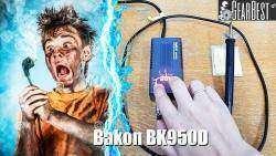 Портативная паяльная станция Bakon BK950D