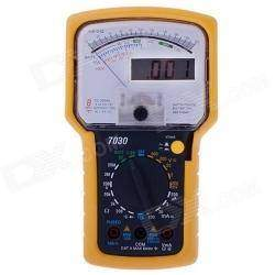 KT7030 - Цифровой мультиметр с аналоговой шкалой.