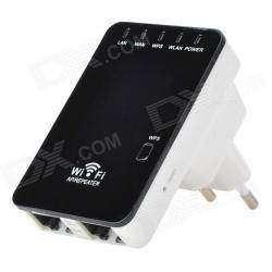 Двухпортовый Wi-Fi роутер/точка доступа/репитер/клиент и прочая - WS-WN523N2