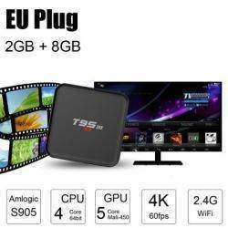 Sunvell T95M - мощный TV-box по бюджетной цене, который однозначно стоит купить.