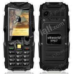 VKWORLD Stone V3 - телефон для слабослышащих фанатов бренда VKWORLD